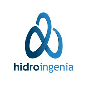 Logotipo Hidroingenia